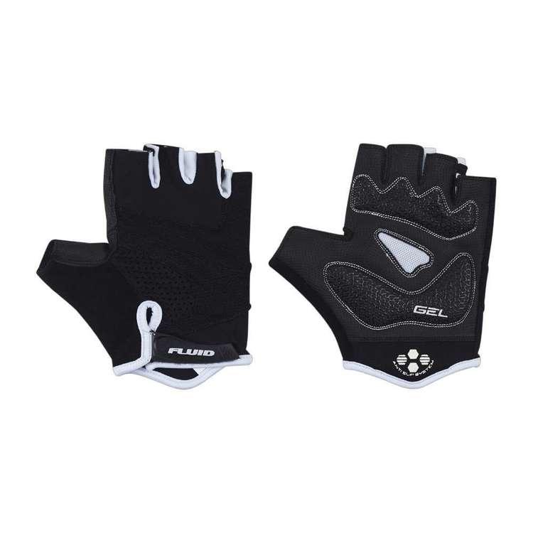Fluid Gel Fingerless Glove
