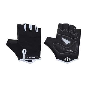 Fluid Gel Fingerless Glove