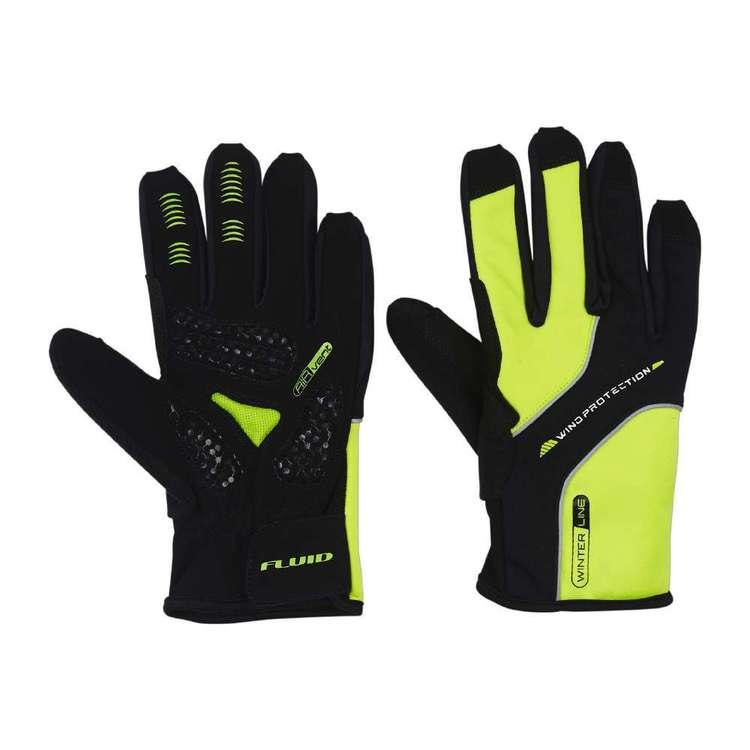 Fluid Water Resistant Winter Glove