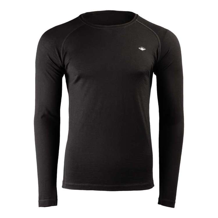 Mountain Designs Men's Merino Blend Long Sleeve Top