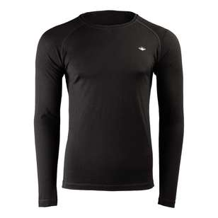 Mountain Designs Mens Merino Blend Long Sleeve Top