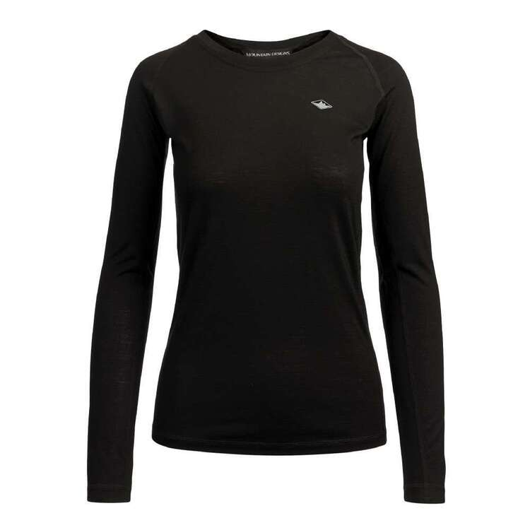 Mountain Designs Women's Merino Blend Long Sleeve Top