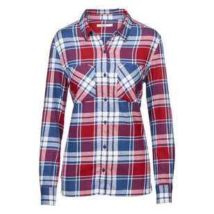 Cape Women's Amie Flannel Shirt
