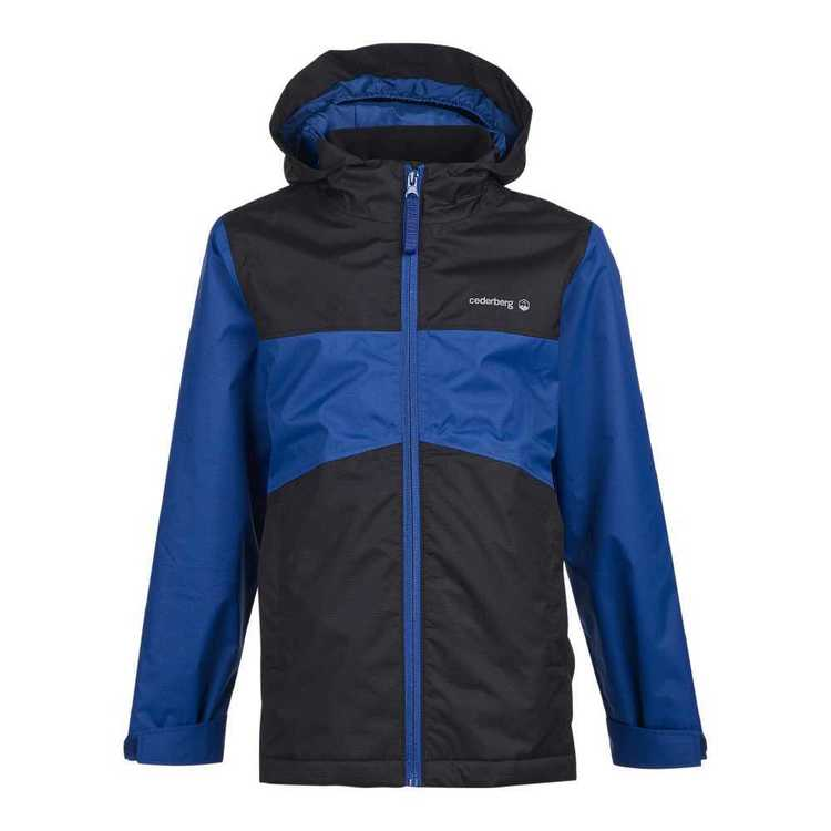 Cederberg Boys' 3 In 1 Jones Jacket