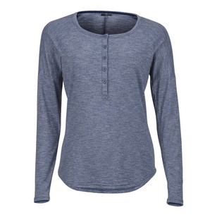 Marmot Jayne Women's Long Sleeve Henley Top