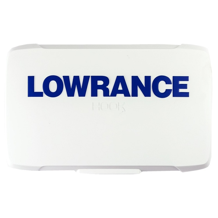Lowrance Suncover Hook2 7