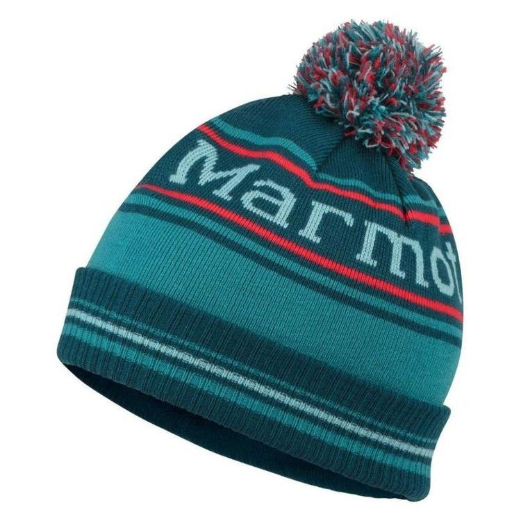 Marmot Men's Retro Pom Hat