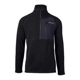 Cederberg Men's Lancefield Quarter Zipped Fleece Pullover