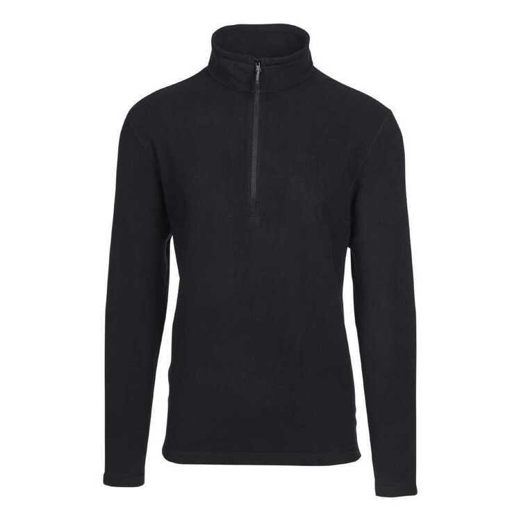 Cape Men's Storm Polar V Neck Quarter Zip Jacket