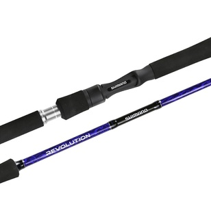 Shimano Revolution Deep Drop Spinning Rod