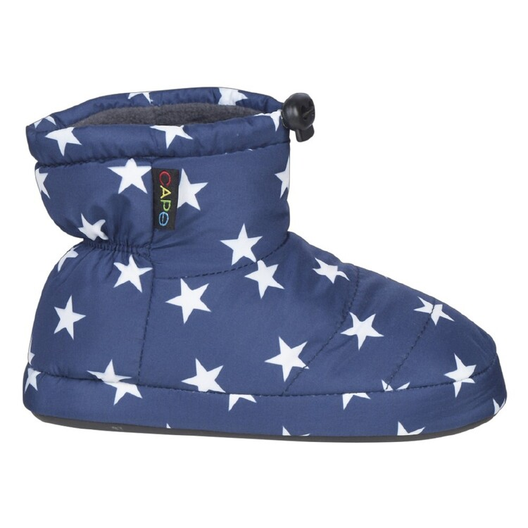 Cape Kids' Star Camp Slippers