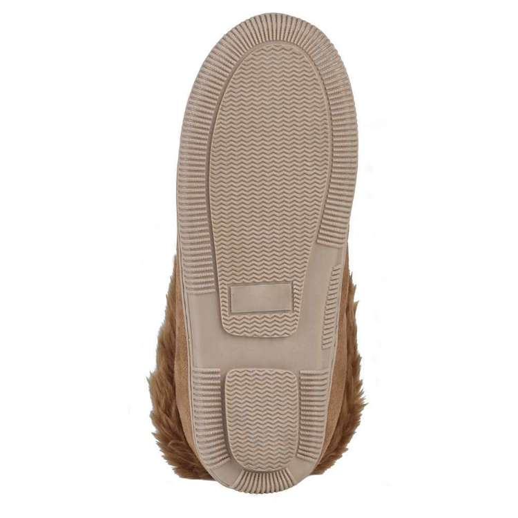Cape Women's Moccasin Slippers