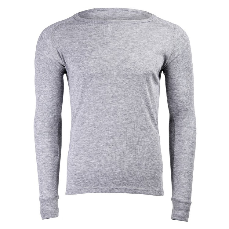 Mountain Designs Adults' Unisex Polypro Long Sleeve Top
