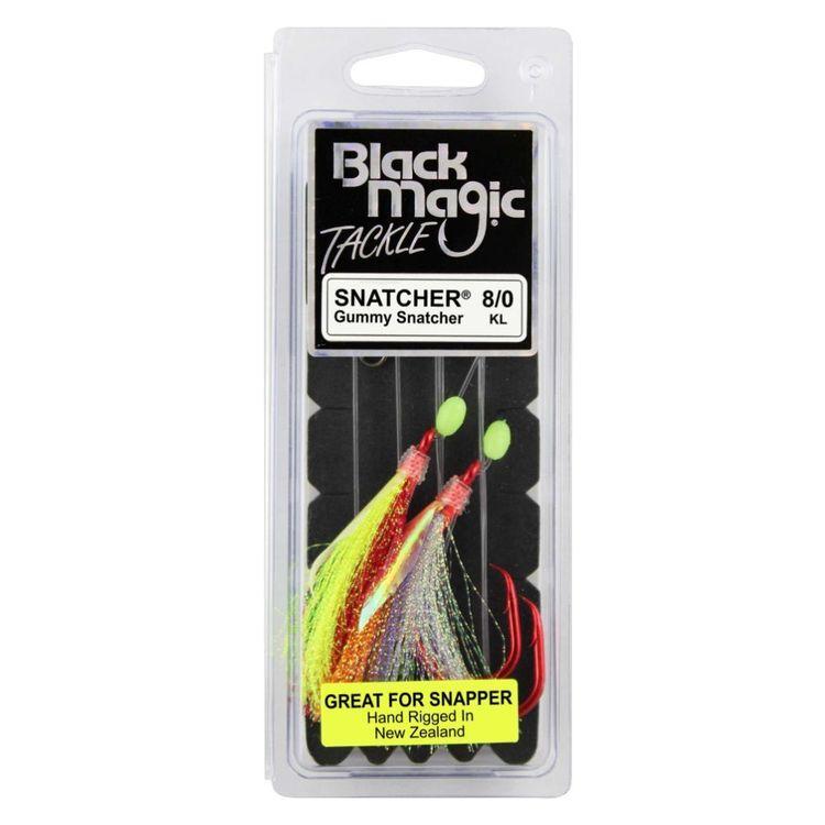 Black Magic Gummy Snatcher 8/0 Pack