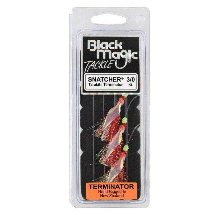 Black Magic Tarakihi Terminator KL3/0 Hook Rig