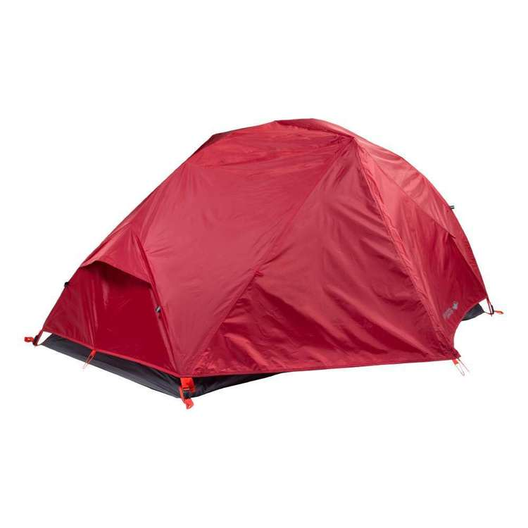 Mountain Designs Redline 2-Person Tent Red Dahlia