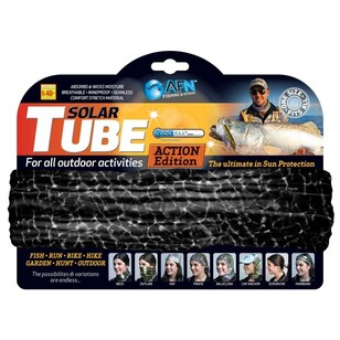 Australian Fishing Network Midnight Solar Tube