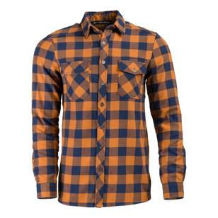 Mountain Designs Mens Hamersley Long Sleeve Check Shirt