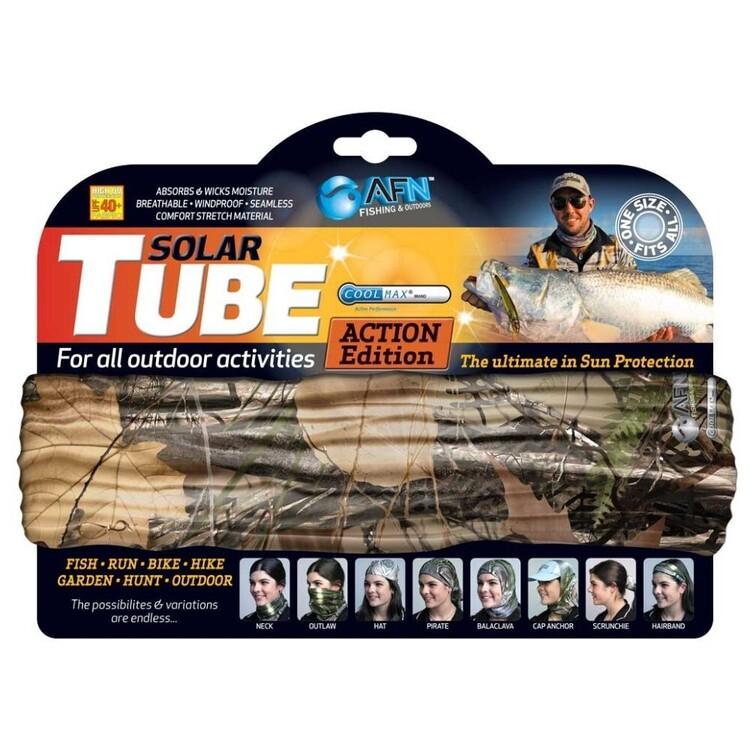 Australian Fishing Network Hunter Solar Tube