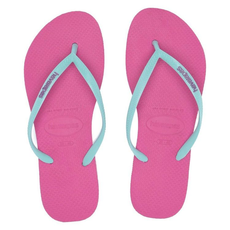Havaianas Women's Slim Pop Thongs