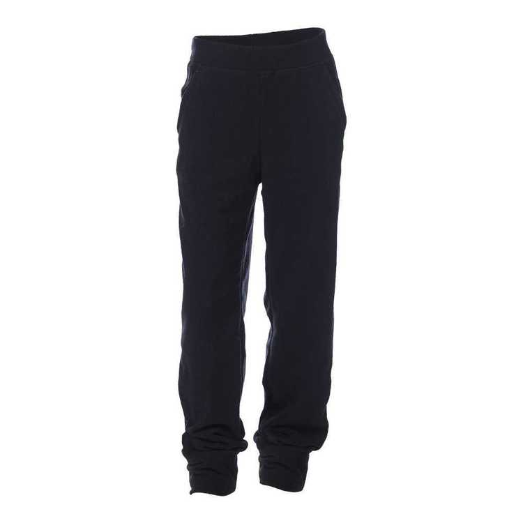 Cape Youth's Apsley Polar Fleece Pants Black