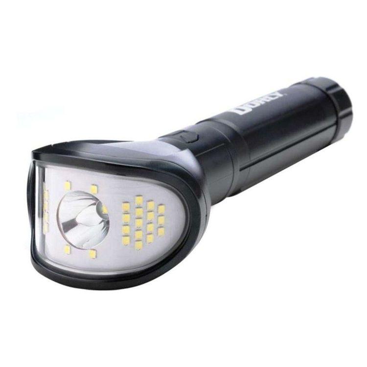 Dorcy 850 Lumen Wide Beam Flashlight