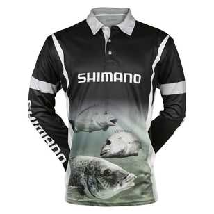 Shimano Brenious Bream Sublimated Fishing Shirt