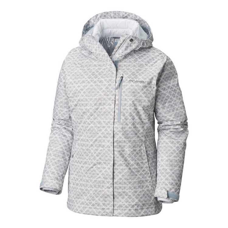 Columbia Women's Whirlibird III Inter Snow Jacket