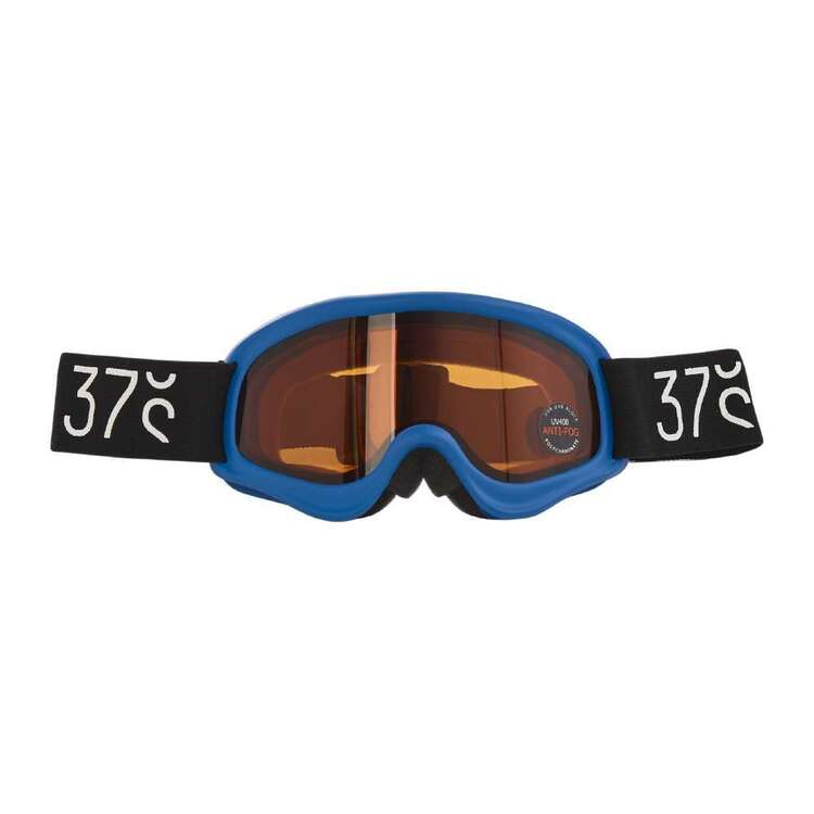 37 Degrees South Kids' Curve Frame Snow Goggles