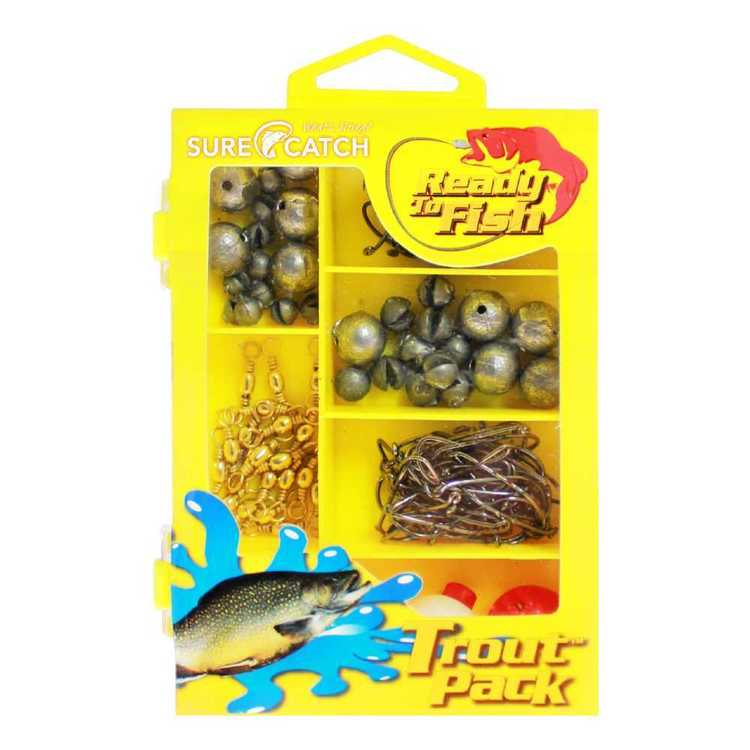 SureCatch Trout Tackle Pack