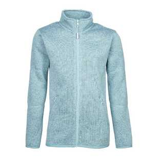 Cape Young Girl's Rhona Full Zip Fleece Jacket