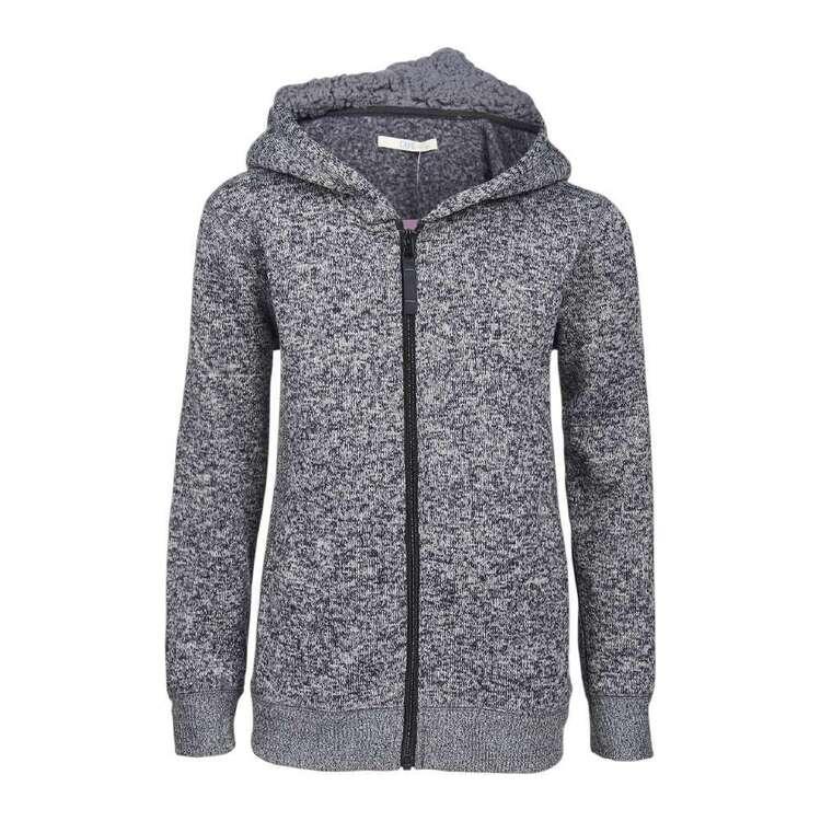 Cape Young Boys' Milford Full Zip Fleece Jacket