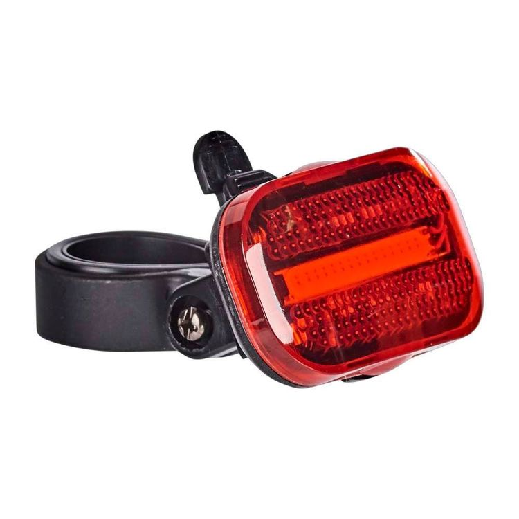 Fluid LED Rear Bike Light Red