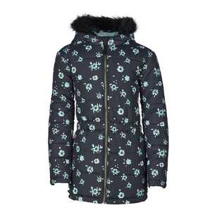 Cape Youth Jesse Floral Puff
