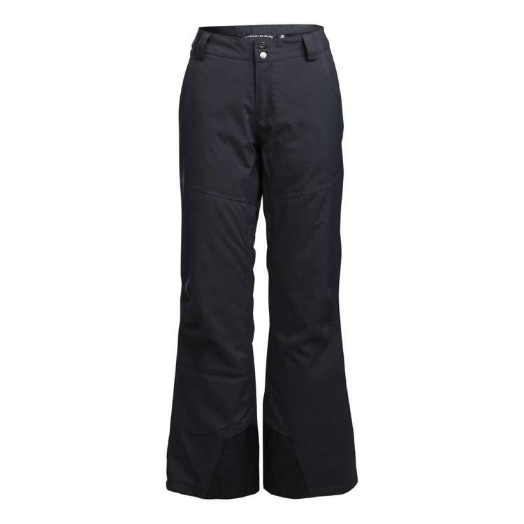 Mountain Designs Women's Insulated Snow Pant Black
