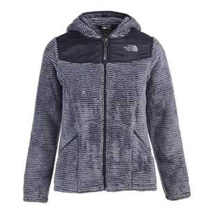 The North Face Girl's Oso Hoodie Full Zip Top