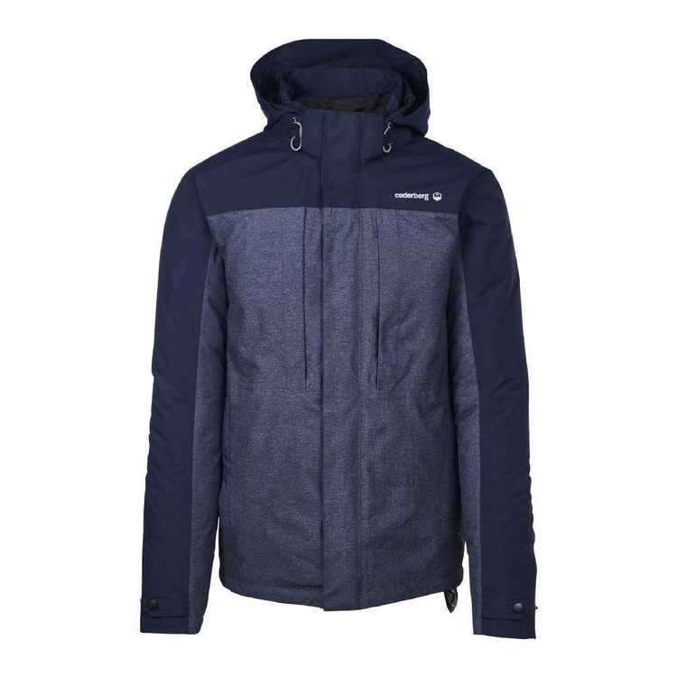 Cederberg Men's Dakota 3 in 1 Down Jacket Blue