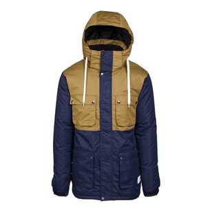 Chute Men's Longway Home Ski Snow Jacket