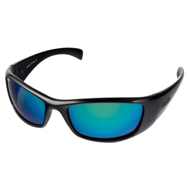 Spotters Artic+ Sunglasses Gloss Black & Nexus