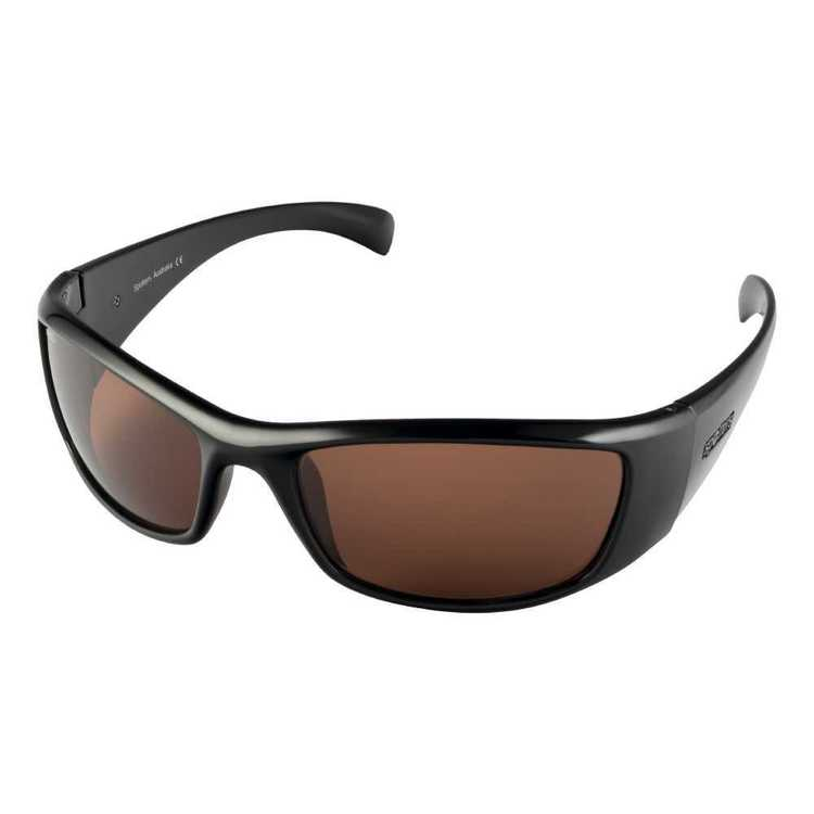 Spotters Artic+ Sunglasses Gloss Black & Halide