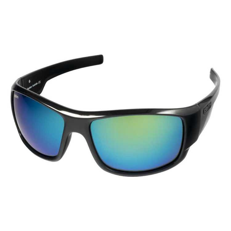 Spotters Droid Sunglasses Gloss Black & Nexus