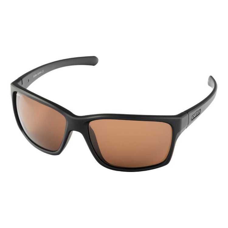 Spotters Grit Sunglasses Matte Black & Halide