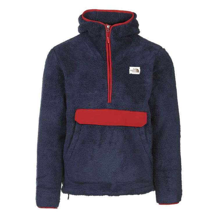 The North Face Men's Campshire Fleece Hood Navy