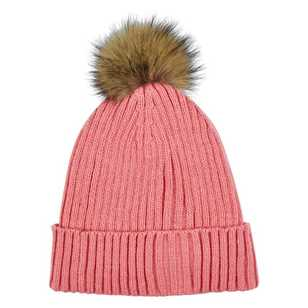 Cape Kid's Sweety Faux Pom Beanie