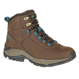 Merrell Women's Vego Waterproof Leather Mid Hiking Boots