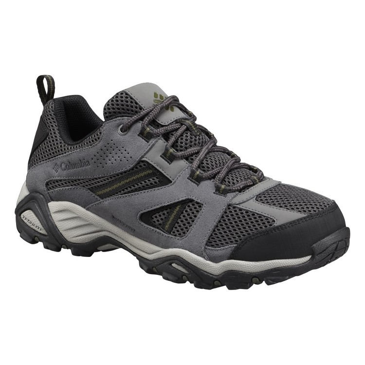 Columbia Men's Hammond Waterproof Low Hiking Shoes
