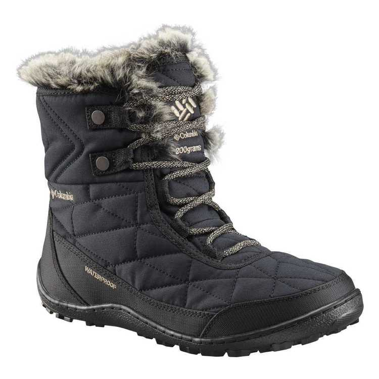 Columbia Women's Minx III Short Snow Boots