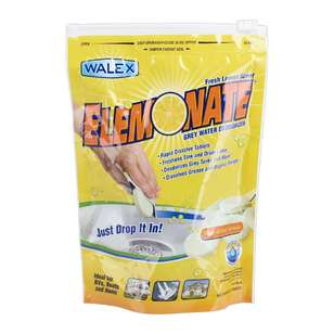 Walex Elemonate Grey Water Deoderiser Tablets