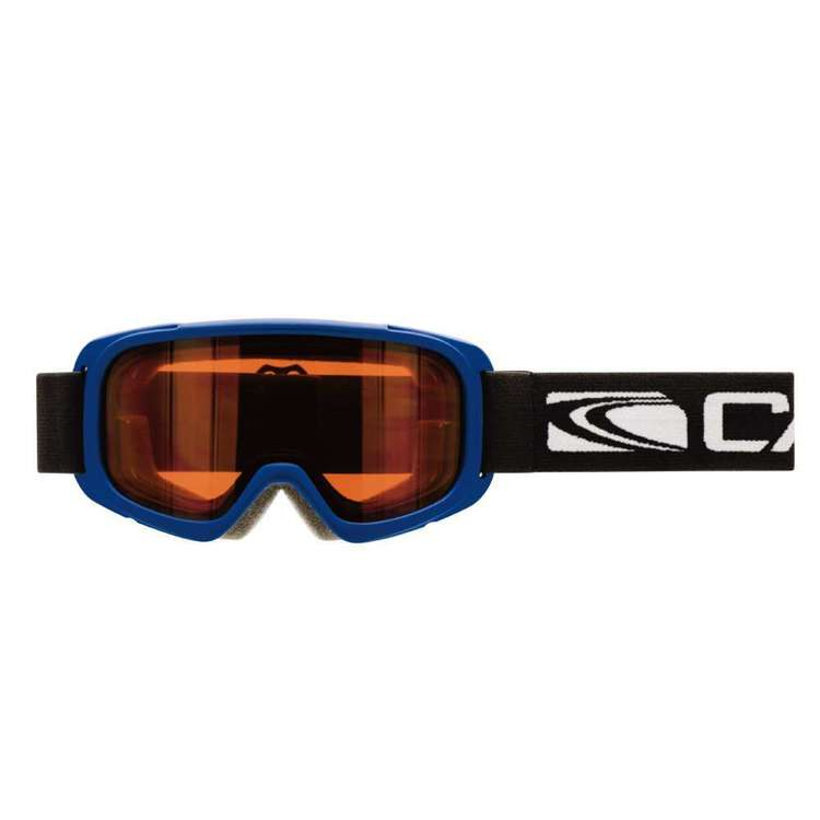 Carve Kid's Aspire Snow Goggle Royal Blue One Size Fits Most