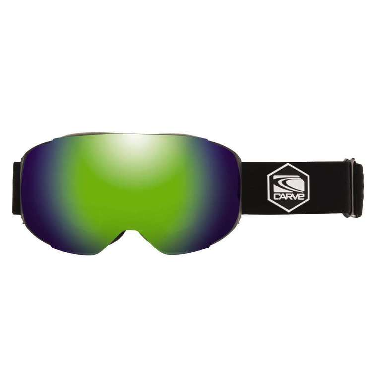 Carve Adults' The Boss Snow Goggles